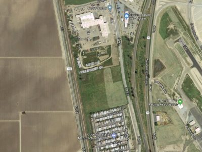 20 Acres in Tulare, CA. Listed for Sale with Lee & Associates